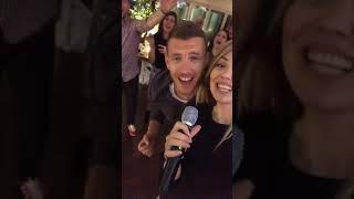 Instagram Stories - Dzeko's birthday, Kolarov sings
