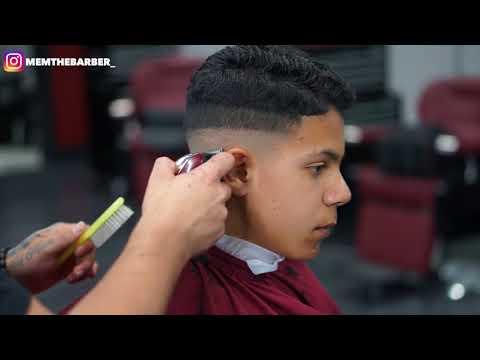Haircut Tutorial | MidFade | No Line Up