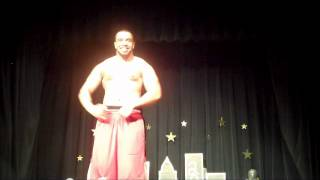 Mr. UMC 2012 - University of Minnesota, Crookston