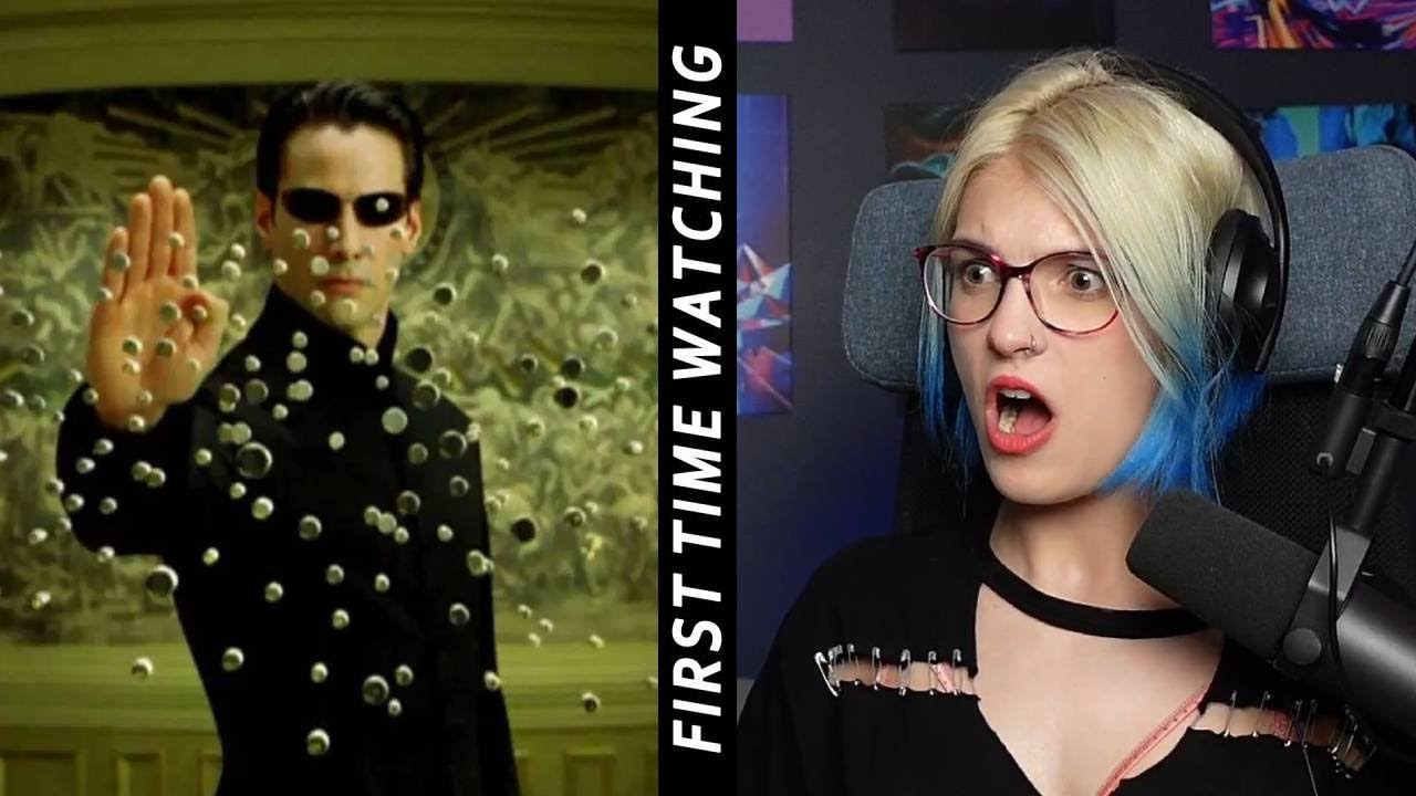 Download FIRST TIME WATCHING: THE MATRIX REACTION