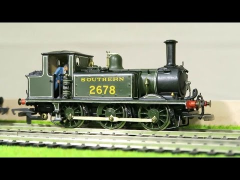 Amazing SR Steam Special, White Metal 00 Gauge Models