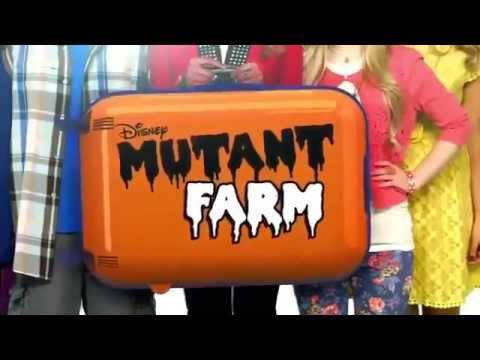 A N T Farm - Season 3 - mutANT Farm 3.0 (Theme Song)