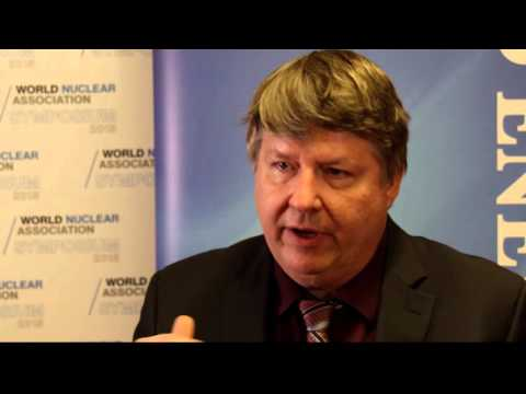World Energy TV talks to David LeBlanc of Terrestrial Energy