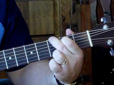 Danny Boy easy guitar chords D7 G7 guitar lesson how to play - YouTube