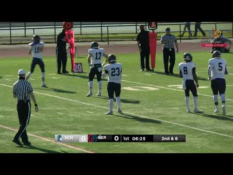 Football: Germantown Academy vs Springside Chestnut Hill Academy