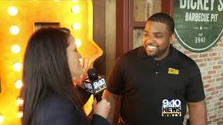 Testimonial Dickey' Barbecue Pit News Interviews - Traverse City, Michigan