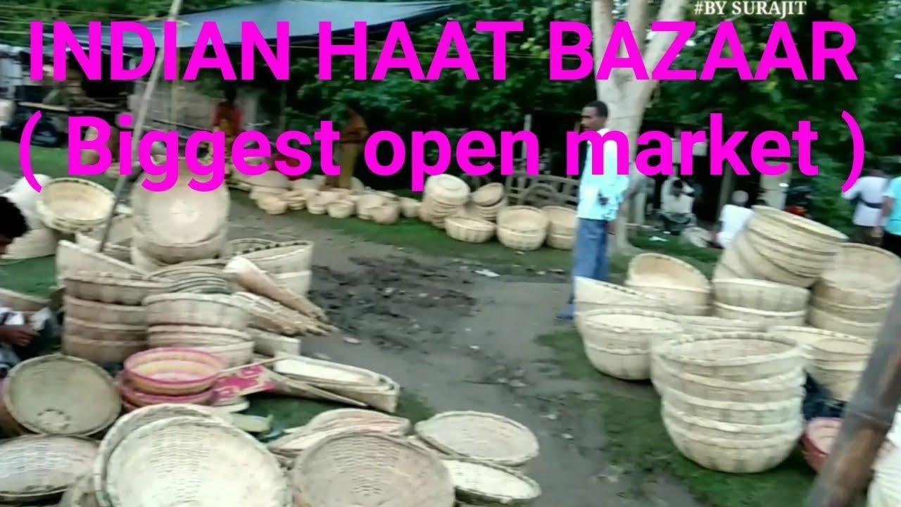 Biggest Haat Bazaar In India Open Big Bazaar Youtube