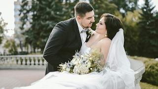 Свадьба Ольги и Дениса Щепкиных