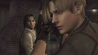 Resident Evil 4 HD Walkthrough: Chapter 2-2 No Damage