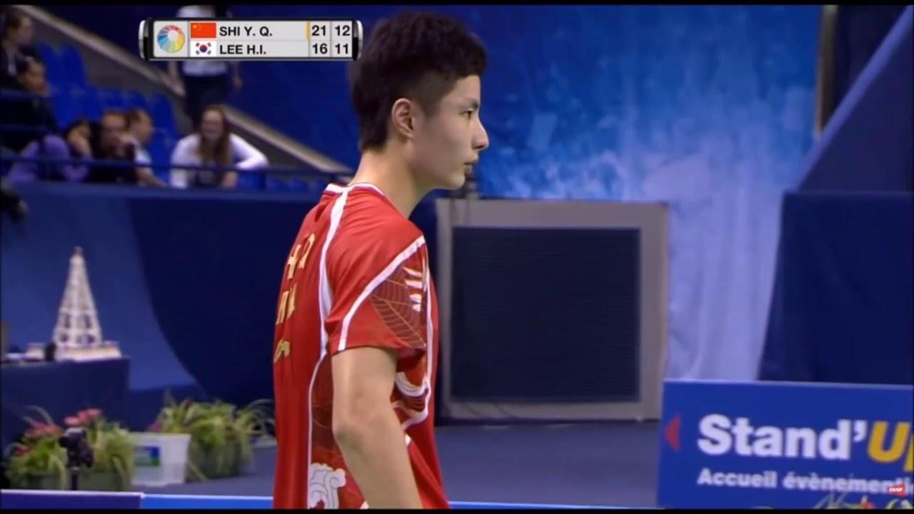 Top 8 player race to GuangZhou HSBC World Tour Final ( Men single )
