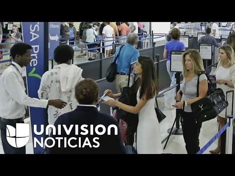 Falla de seguridad en el Aeropuerto Internacional John F. Kennedy tiene en alerta a las autoridades