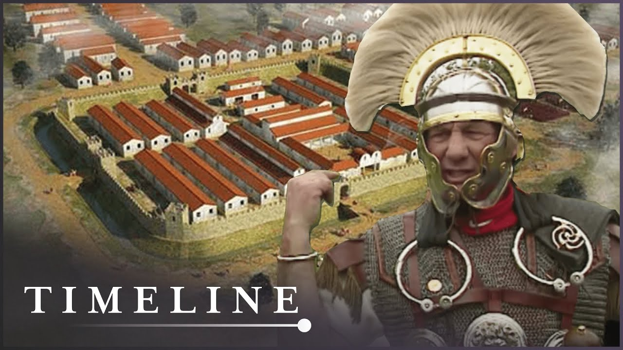 On The Edge Of An Empire | Time Team (Roman Army Documentary) | Timeline
