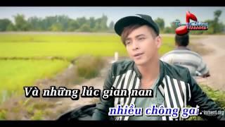 [Karaoke] Nơi Ấy Con Tìm Về - Hồ Quang Hiếu - Full beat