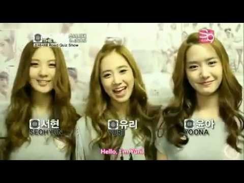 SNSD - Yuri, Seohyun,Yoona - We are different