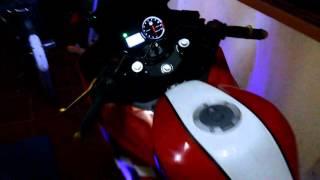 Variasi lampu pada R15-YRCK#008