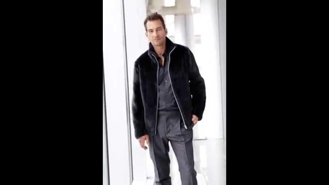 Мужские пальто из кашемира - YouTube