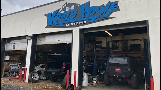 Must Watch! Insane Jeep Murdicon! Krazy House Customs!