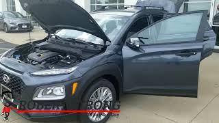 2021 Hyundai Kona SEL FWD Thunder Grey