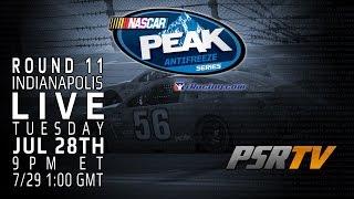 2015 NASCAR Peak Antifreeze Series - Indianapolis