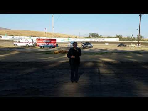 "Cleo Millenia ""Star Spangled Banner ""Santa Maria Speedway"