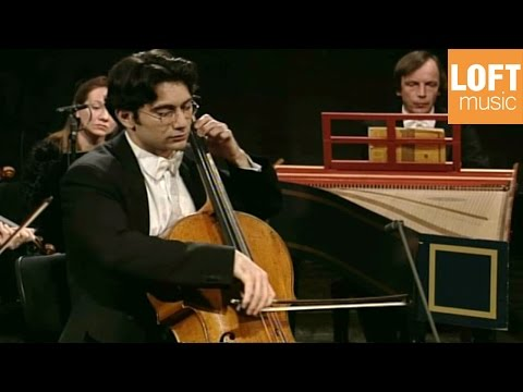 Carl Philipp Emanuel Bach - Cello Concerto in A minor, Wq 170