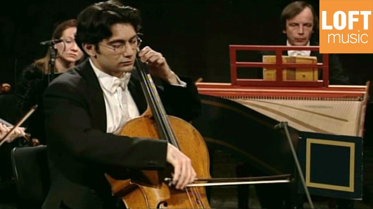 Carl Philipp Emanuel Bach - Cello Concerto in A minor, Wq 170