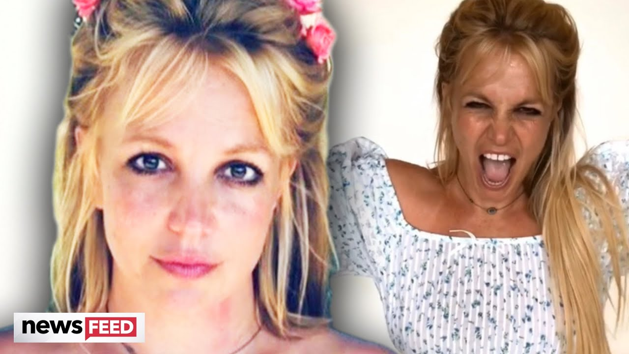 Download New Evidence Britney Spears Is CRYING OUT For Our Help