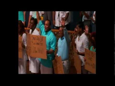 Cardboard Testimonies -  Joshua Generation Ministry (GMBC), Houston, Tx