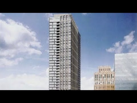Oakland Merchants Parking Garage Replaced By 40-Story Residential Tower At 14th & Franklin