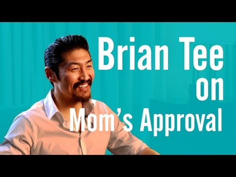 Brian Tee on Mother's Approval