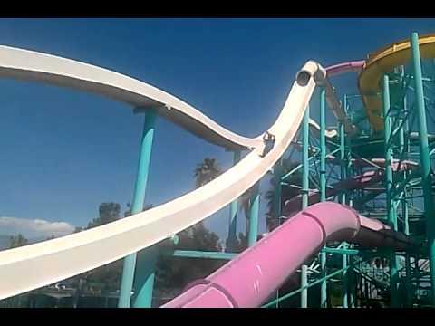 Splash kingdom body slide ni warer