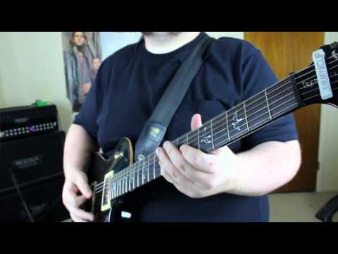 The Arms Of SorrowKillswitch EngageGuitar
