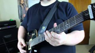 The Arms Of Sorrow-Killswitch Engage(Guitar Cover)