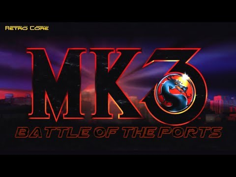 Battle of the Ports - Mortal Kombat 3 (モータルコンバット 3) Show #211 - 60fps