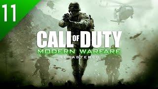 Прохождение Call of Duty 4: Modern Warfare Remastered | №11 [Игра окончена, Секс в самолёте]