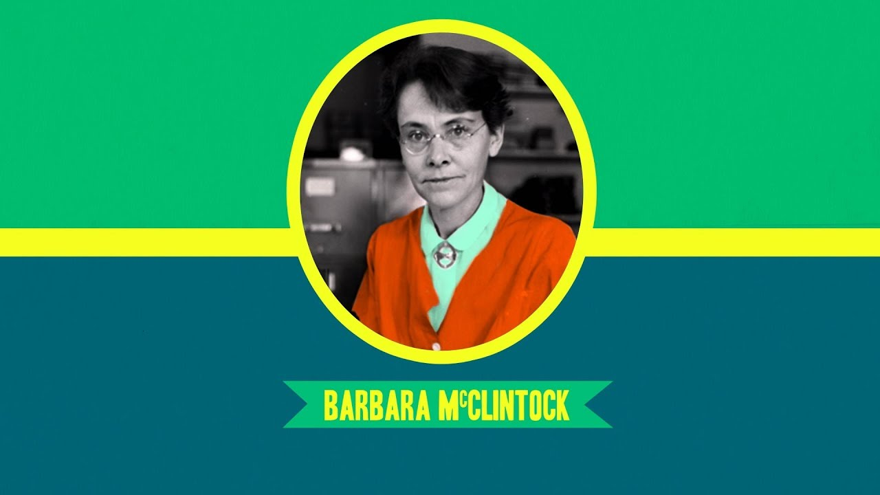 Barbara McClintock: Great Minds - YouTube