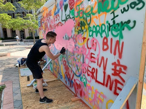 Berlin Wall Is Built Again At New College of Florida