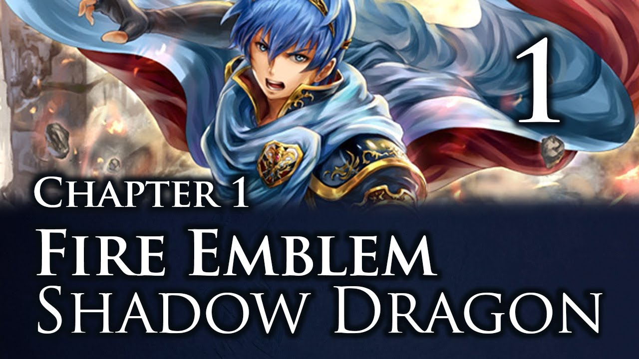 Part 1: Let's Play Fire Emblem Shadow Dragon Classic Merciless, Chapter 1 -