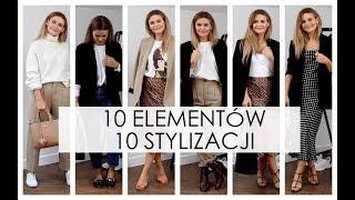10 Elementów 10 Stylizacji I loveandgreatshoes