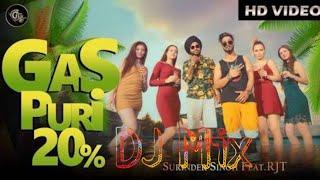 Gas Puri 20 Percent Mix (full song) Tik Tok Song Mix [Dj Atik Mix.Com] Team 0008