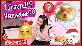 Avas 1.Freund? Verliebt? 😍Wo ist der Hamster? F&A 🎅 AVAdvent Tag 16 🎄 Vlogmas 2018 | Alles Ava