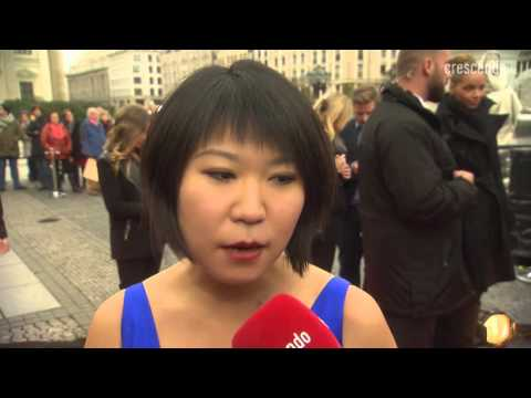 ECHO Klassik 2015 | Roter Teppich | Tianwa Yang