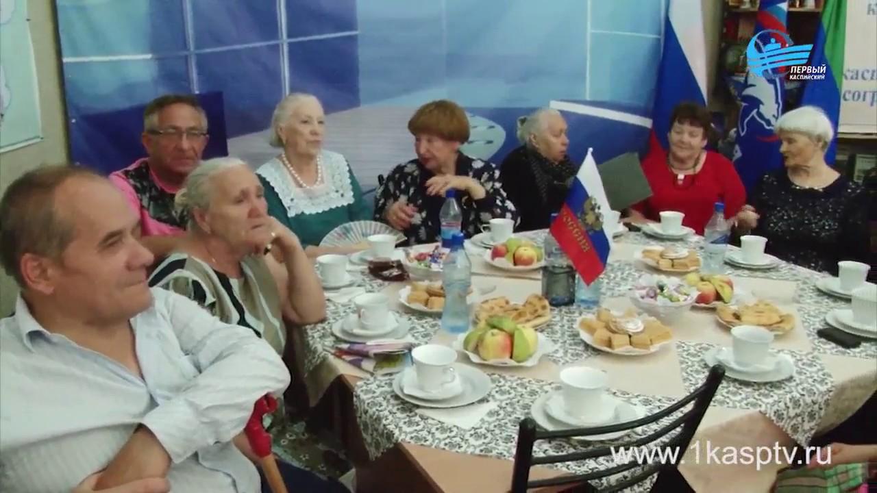 В Каспийске началась подготовка к празднованию дня России