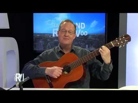 James Porter sur VOO TV
