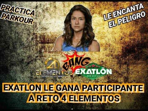 EXATLON ROBA PARTICIPANTE A RETO 4 ELEMENTOS | SEGUNDA TEMPORADA 4 ELEMENTOS | EXATLON USA