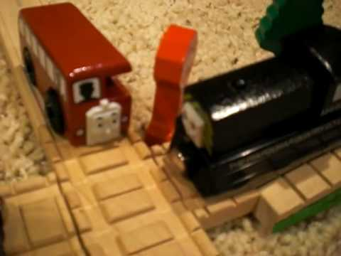 Mavis Thomas Friends Wooden Railway Remake