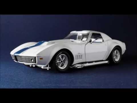 Corvette Stingray 1969 >> Chevrolet Corvette C3 Stingray 427 L88 - FCaminhaGarage 1 ...