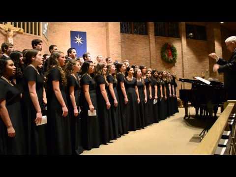Koinonia Academy Concert Choir - Carol of the Bells
