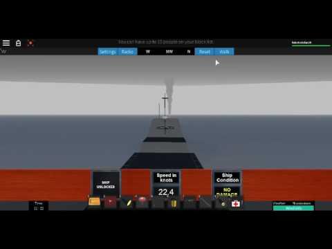 Ship VS Tornado || Roblox