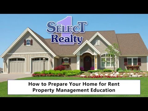 How To Prepare Your Home For Rent Brentwood Property Management Advice